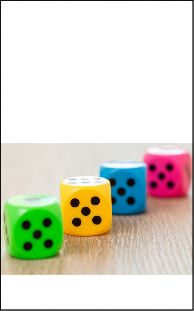 DiceWithBorder